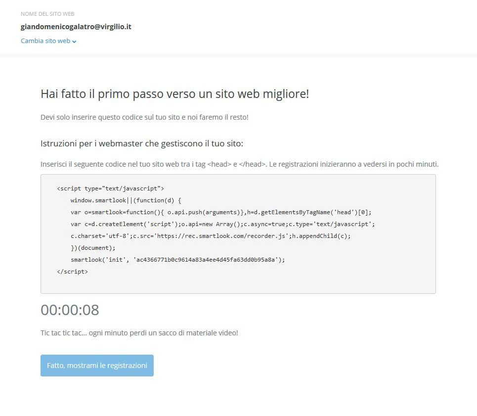 script-monitoraggio-smartlook