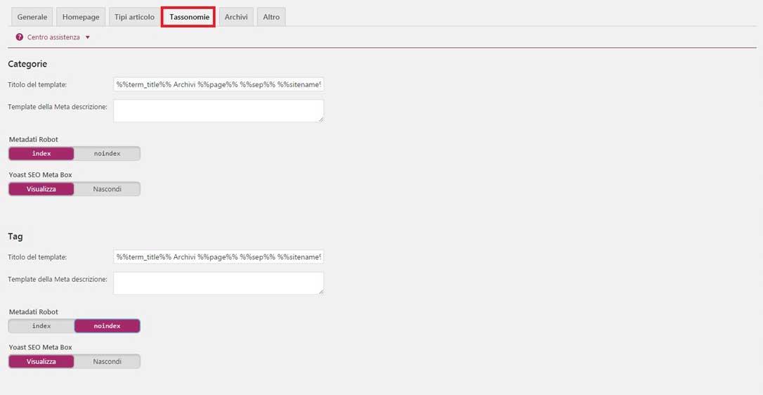 yoast-impostazione-metadati-categorie-e-tag